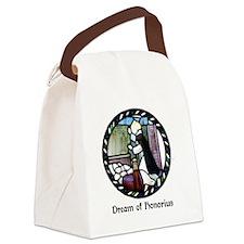 Dream of Honorius Canvas Lunch Bag