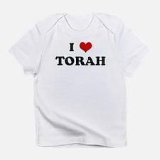 Cute I love torah Infant T-Shirt