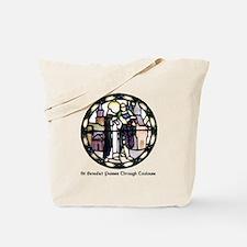 Cute Benedictine Tote Bag
