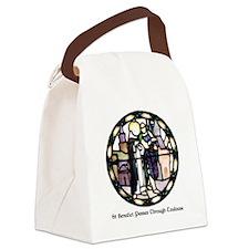 Unique Benedictine Canvas Lunch Bag