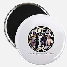 Cute Benedictine Magnet