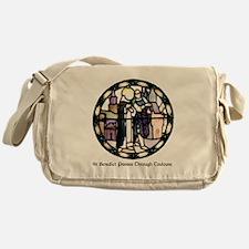 Cute Benedictine Messenger Bag