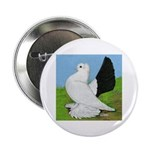 "Russian Pigeon 2.25"" Button (10 pack)"