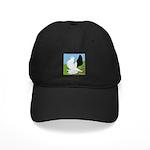 Russian Pigeon Black Cap