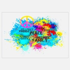 Splash Words of Good Peace