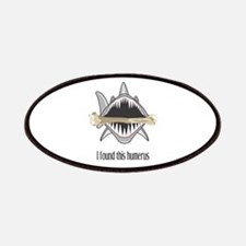 Funny Shark Patch