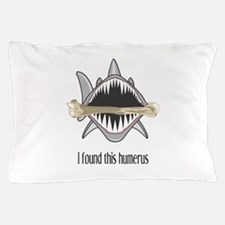 Funny Shark Pillow Case