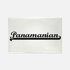 Panamanian Classic Retro Design Magnets