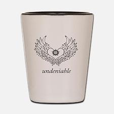 Undeniable Destiel Love  Shot Glass