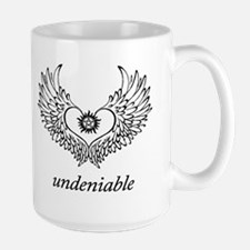 Undeniable Destiel Love  Coffee Mug