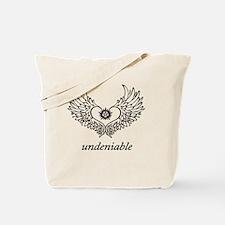 Undeniable Destiel Love  Tote Bag
