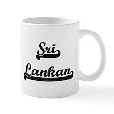 Sri Lankan Classic Retro Design Mugs
