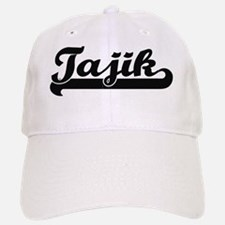 Tajik Classic Retro Design Baseball Baseball Cap