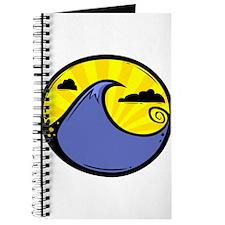 Wave Circle Journal