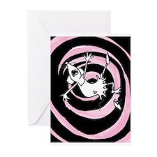 bm_vortex Greeting Cards
