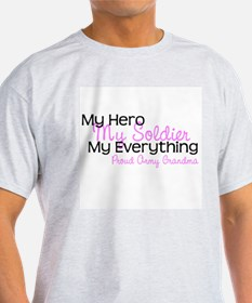 My Everything Army Grandma T-Shirt