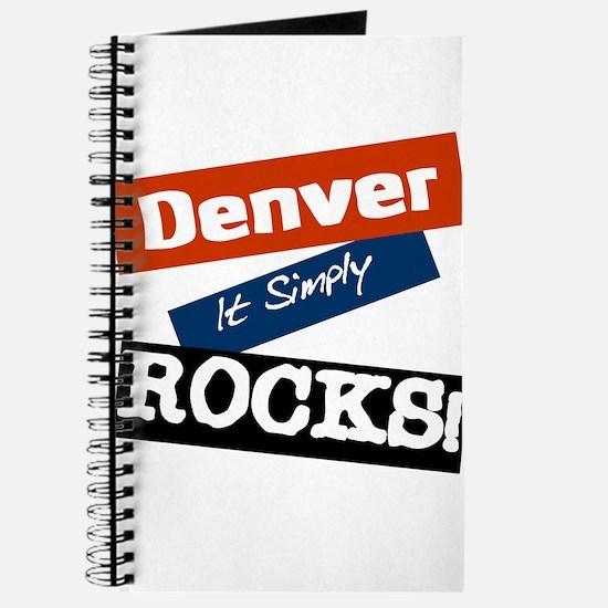 Denver Rocks Journal