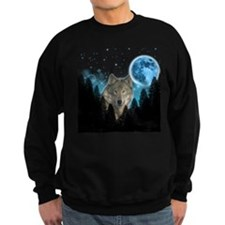 Wolf StarLight Sweater
