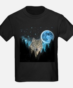 Wolf StarLight T-Shirt