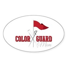 Color Guard Mom Decal