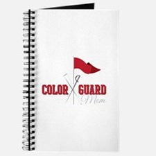 Color Guard Mom Journal