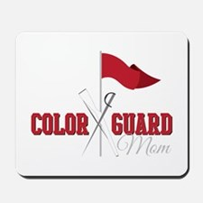 Color Guard Mom Mousepad