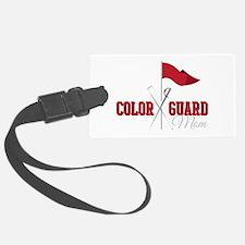 Color Guard Mom Luggage Tag