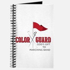 Color Guard Gift Journal