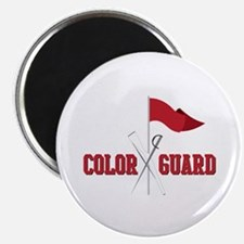 Color Guard Magnets
