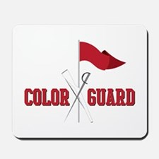 Color Guard Mousepad
