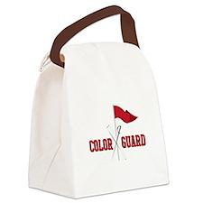 Color Guard Canvas Lunch Bag