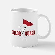 Color Guard Mugs