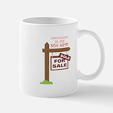 New Home Mugs