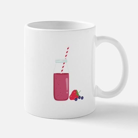 Fruit Smoothie Mugs