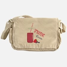 Smoothie Queen Messenger Bag