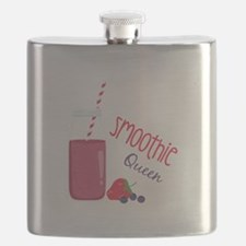 Smoothie Queen Flask