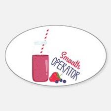 Smooth Operator Decal