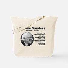 Sanders: Environ Tote Bag
