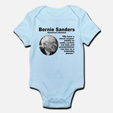 Sanders: Environ Infant Bodysuit