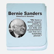 Sanders: Environ baby blanket