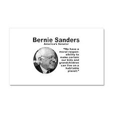 Sanders: Environ Car Magnet 20 x 12