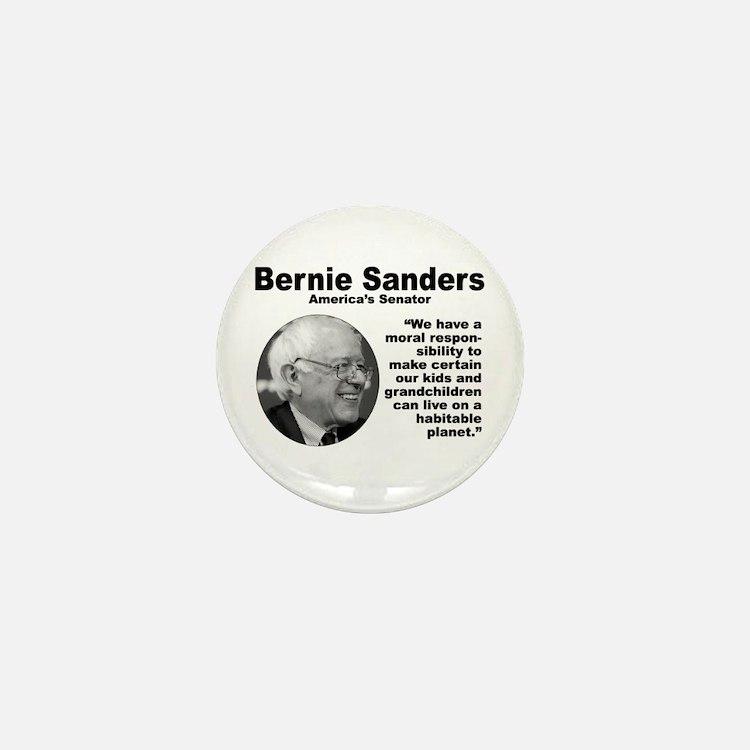 Sanders: Environ Mini Button
