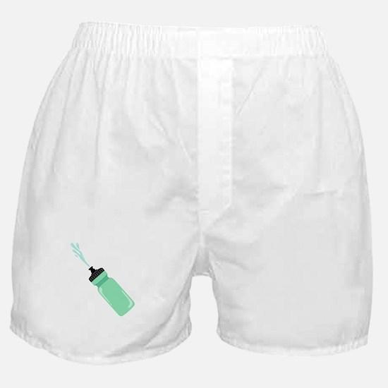 Water Bottle Boxer Shorts
