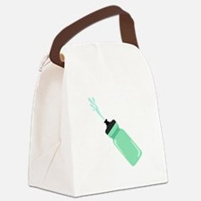 Water Bottle Canvas Lunch Bag