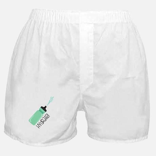 Hydrate Bottle Boxer Shorts