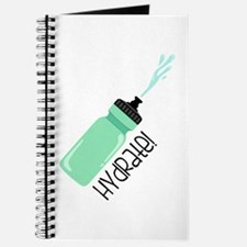 Hydrate Bottle Journal