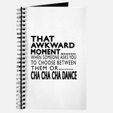 Cha cha cha Dance Awkward Designs Journal
