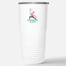 Mind Body Spirit Travel Mug