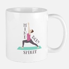 Mind Body Spirit Mugs
