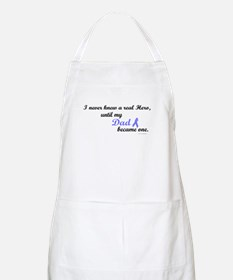 Never Knew A Hero PC (Dad) BBQ Apron